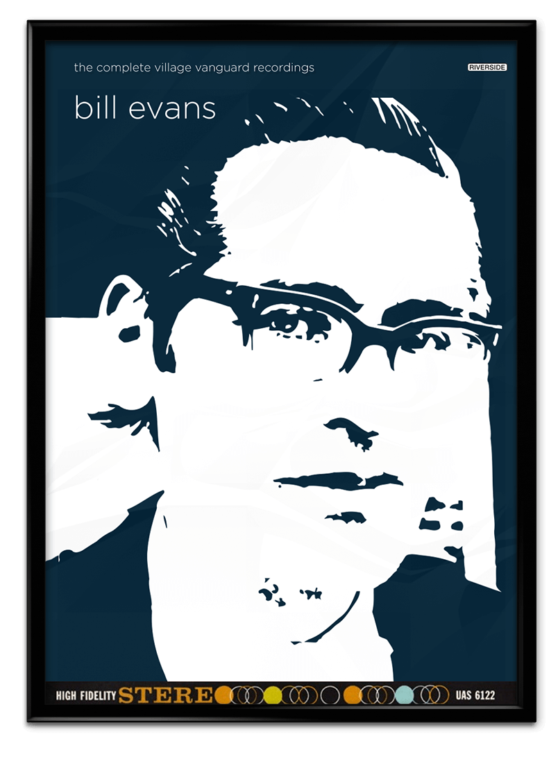 Bill Evans Box Set cover