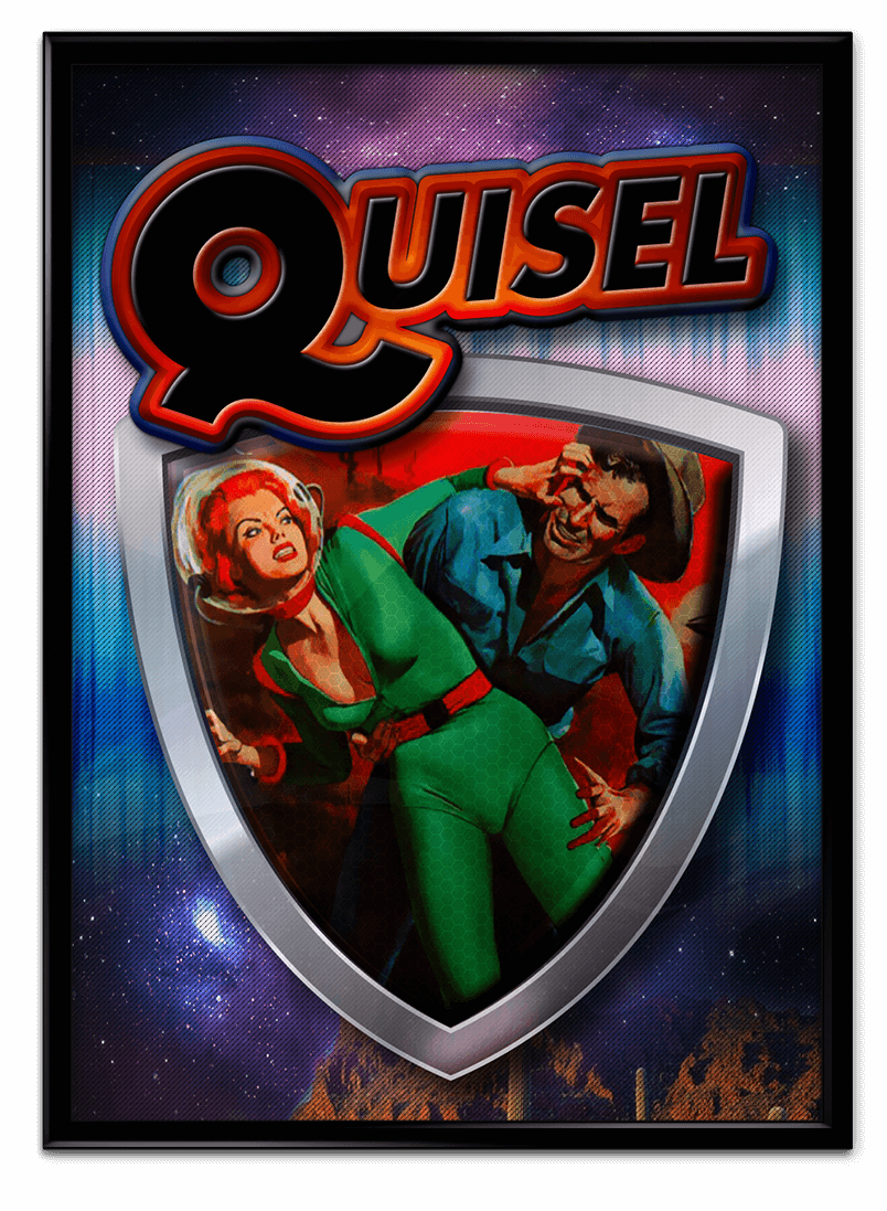 Quisel book jaket